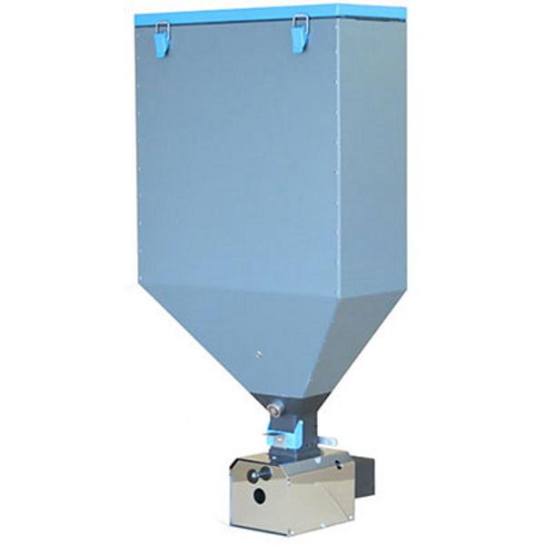 semiautomatic aerodynamic cleaning pellet burner pelletron modern 15 with fuel tank